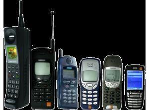 O que fazer com seu telefone antigo?
