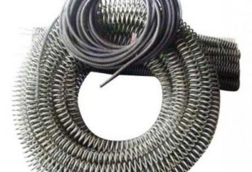 spirale Nicromo: caratteristiche, l'applicazione