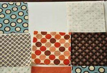 patchwork for początkujących. stylu patchwork