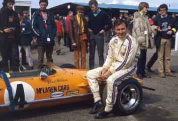 Racer « Formule 1 » Bryus Maklaren: Biographie, réalisations et faits intéressants