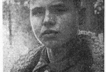 Lenya Golikov. La hazaña lograda por Lenya Golikov