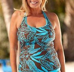 Wybierz stroje kąpielowe dla otyłych kobiet