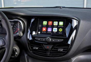 sistema multimediale per auto: la funzione principale
