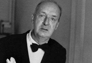 """Synopsis Nabokov """"Masha"""". Le conflit principal et roman autobiographique"""