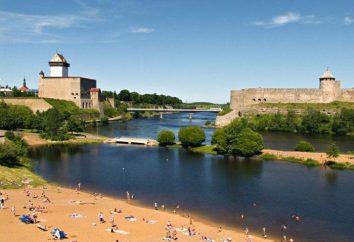 Narva (Estland): Geschichte, Sehenswürdigkeiten, interessante Fakten