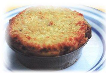 Recettes traditionnelles: gâteaux aux pommes de terre