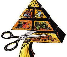 """Dieta """"sin carbohidratos"""" dieta: menús y productos de mesa"""