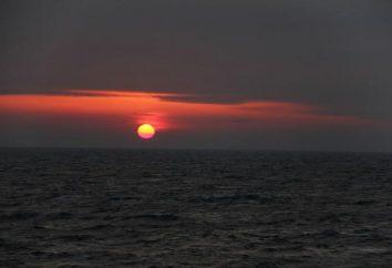 Władywostok, które morze? W co Władywostok Sea