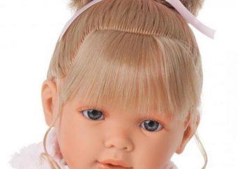 """boneca espanhol """"Antonio Huan"""" (foto)"""