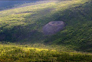Patom Krater und sein Geheimnis