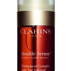 Clarins Double Serum: Comentarios – cómo creíble?
