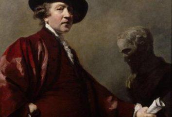 Joshua Reynolds biografia i twórczość