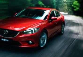 Mazda 6: prześwit, opis i opinie
