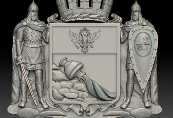 Herb Woroneż: opis. Flaga Herb i Woroneż