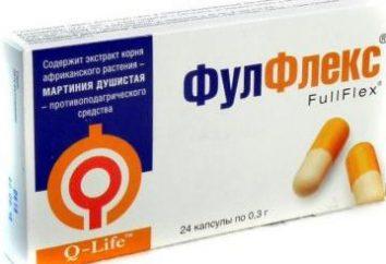 """Lek """"Fulfleks"""": instrukcje użytkowania"""