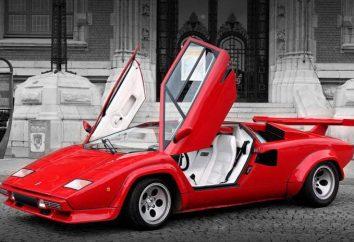 "Car ""Lamborghini Kauntach"": opis i opinie"