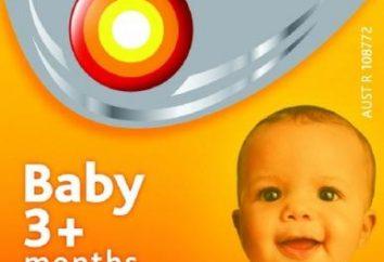 """czy lek jest skuteczny, """"Nurofen"""" dzieci: recenzje matek i specjalistów"""