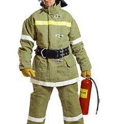 abbigliamento da pompieri. Caratteristiche e tipi di abbigliamento antincendio