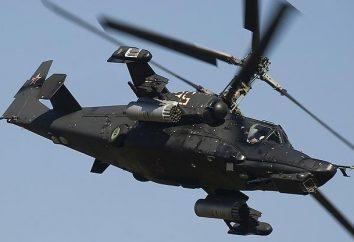 """Russische Hubschrauber """"Black Shark"""" mit scharfen Zähnen"""