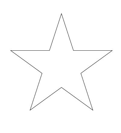 Disegnare Una Stella Di Natale.Come Disegnare Una Stella Con Un Righello In Fretta