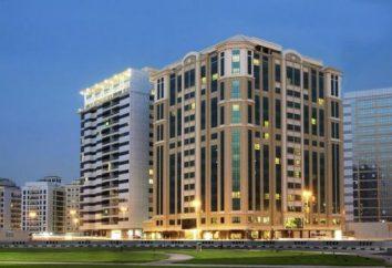Auris plaza hôtel Al Barsha 5 – espace, dans lequel le roi sensation
