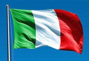 Todos los vecinos de Italia. Características de la posición geográfica del país