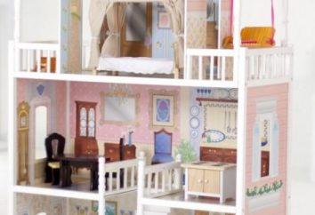 Domy dla Barbie – marzenie wielu dziewcząt