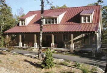 Maison de campagne 6×4 avec un loft et une terrasse avec leurs propres mains