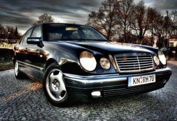 Mercedes W210: opinie, specyfikacje techniczne, zdjęcia