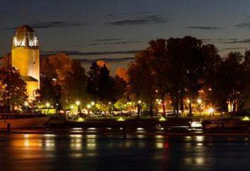 Finlandia: Joensuu. Brevi informazioni sulla città