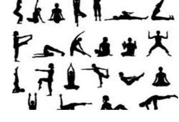 types de yoga: caractéristiques distinctives