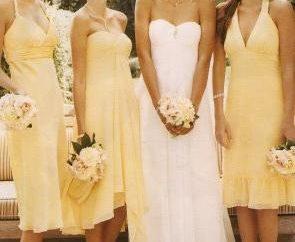 ¿Cuál elegir un vestido para el amigo de la boda?