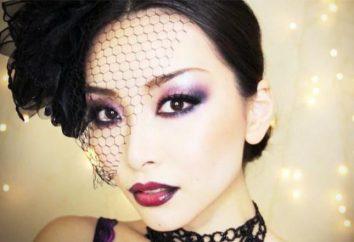 Maquillaje gótico: instrucciones paso a paso con fotos