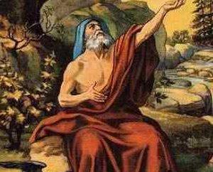 Dia de Elias. Sinais associados a este feriado