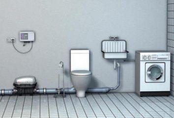 Spuścić do pralki w kanałach z rękami: Montaż funkcji, łączności i recenzje