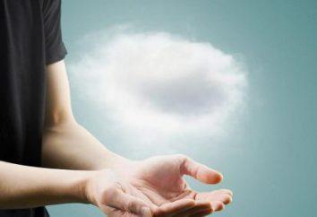 Qual è il peso medio di una nuvola?