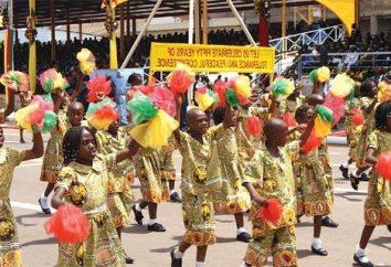 La capitale de l'Afrique – mythe ou réalité?