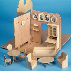 C mo hacer muebles de cart n para mu ecas patrones instrucciones - Como hacer muebles para casa de munecas ...