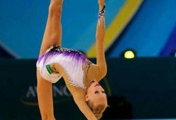 Yana Kudryavtseva – der Stolz der russischen Gymnastik