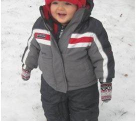 odzież Lummie zimowych zabaw – ciepło i komfort małych modów