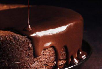 Szkliwo błyszczące ciasto: w jaki sposób przygotować się?