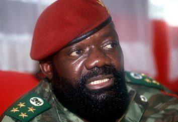Jonas Savimbi: bojownik o wolność Angoli