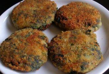 hamburguesas picadas – recetas simples y deliciosas para el menú diario y una mesa de fiesta
