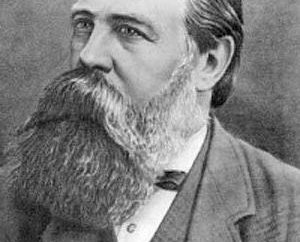 Filozof Friedrich Engels: biografia i działalność