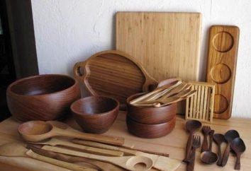 Outils en bois – simple, sûre, utile