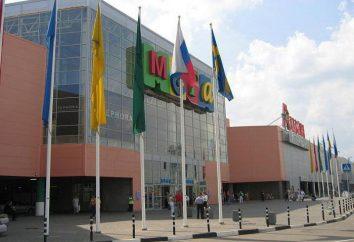 Les magasins les plus populaires dans le « MEGA », Novossibirsk