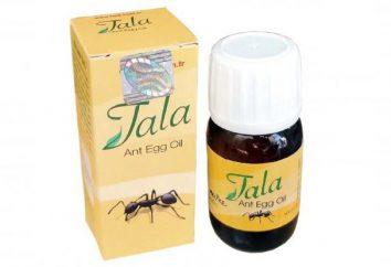 óleo Ant para depilação: comentários de clientes