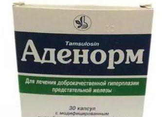 """""""Adenorm"""": instrukcje stosowania leku"""