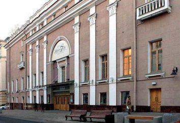Teatro Musical Musical de Moscou: história, repertório, trupe