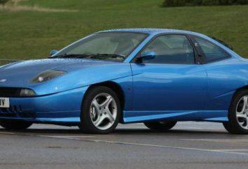 Fiat Coupe: opis, dane techniczne, opinie